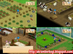 download game ps1 harvest moon